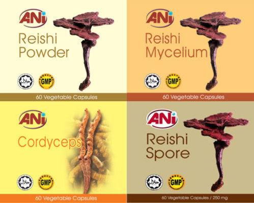 ANI Reishi Powder