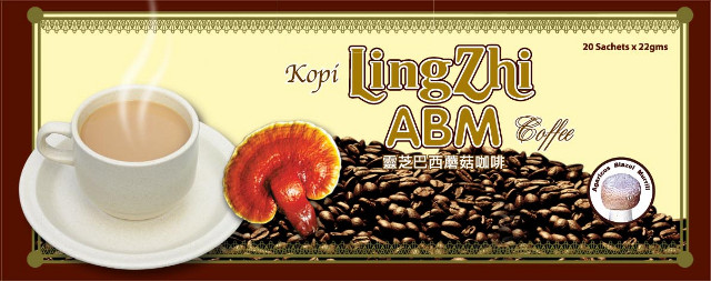 ANI Lingzhi ABM Coffee