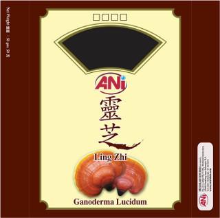 ANI Reishi Slice Grind Powder
