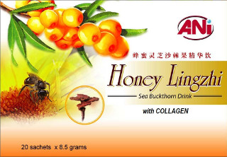 ANI Seabuckthorn Honey Reishi Drink
