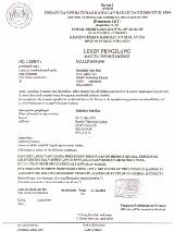 GMP Manufacturing License